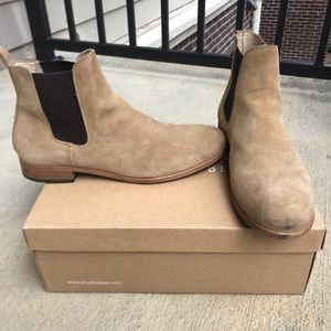 Urban Outfitters Shoe the Bear tan men's boots